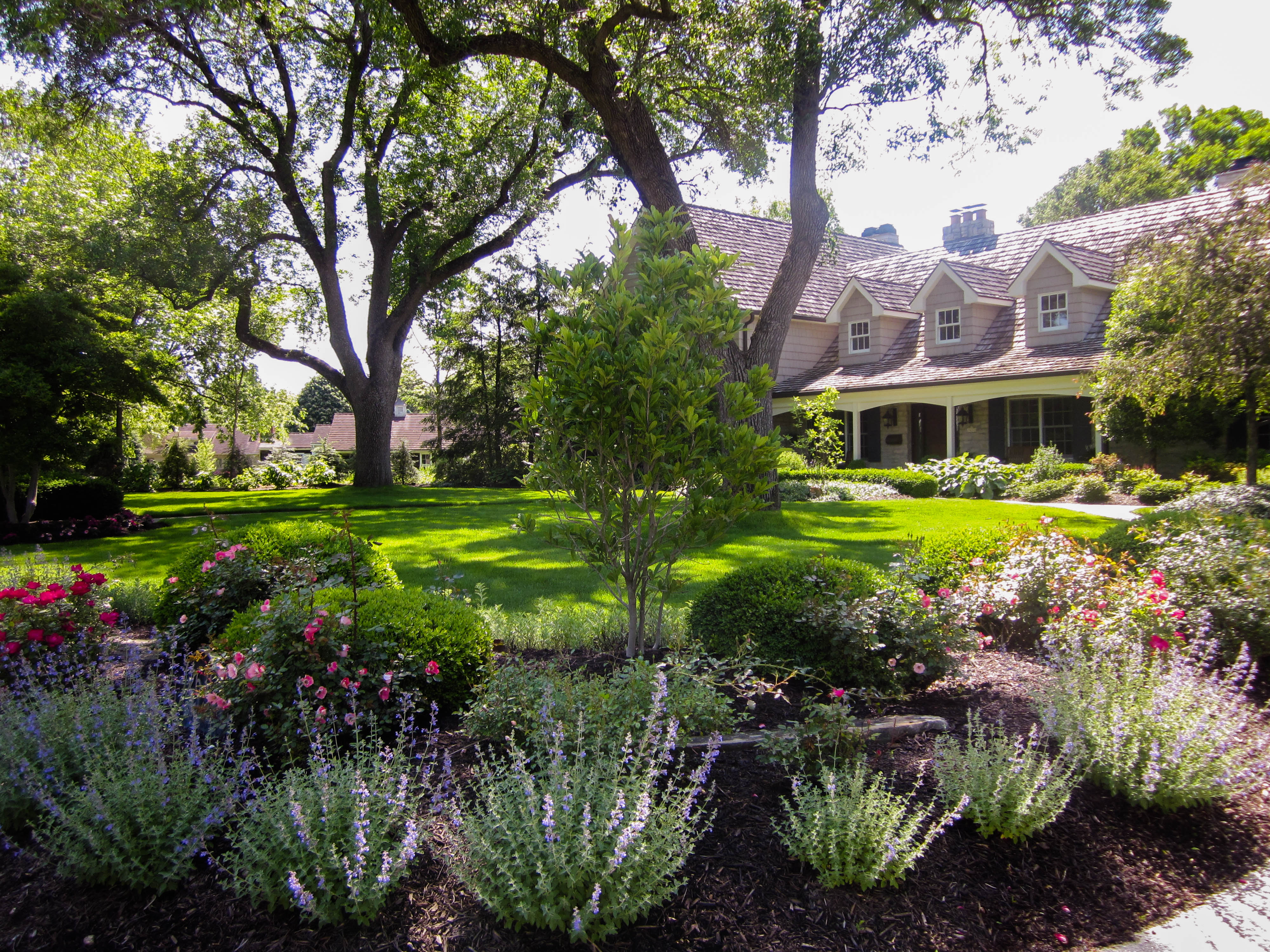 Why Hire a Landscape Architect or Landscape Designer ... on Backyard Landscaping Ideas With Trees id=65837